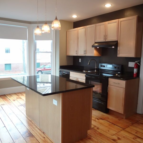 124 Brackett Street – Apartment 1