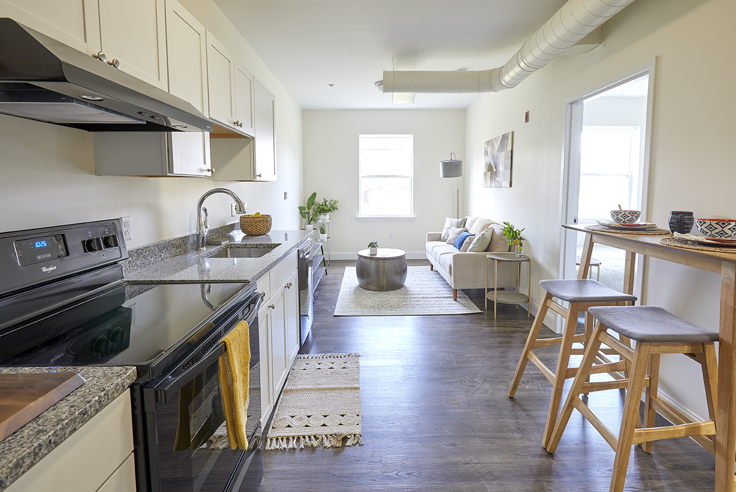 The Linden – Apartment 407  **Modern Remodel w/ City Views!**