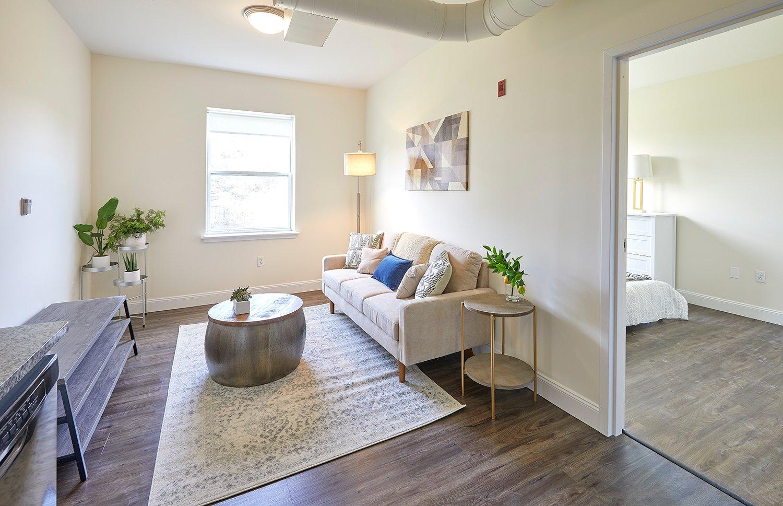 The Linden – Apartment 107  **City View! Workforce Housing Unit**