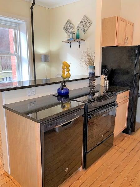 78 Danforth Street – Apartment 3 (FURNISHED or UNFURNISHED)
