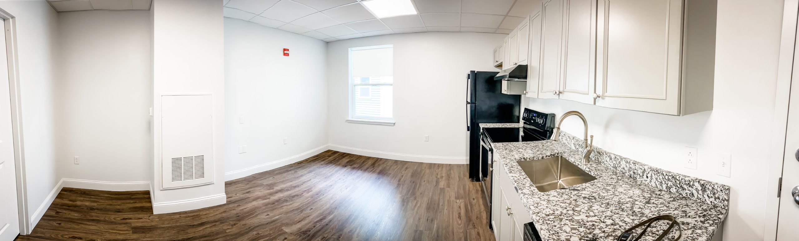 The Linden – Apartment 326  **Modern Studio with an In-Unit W/D and DW!**