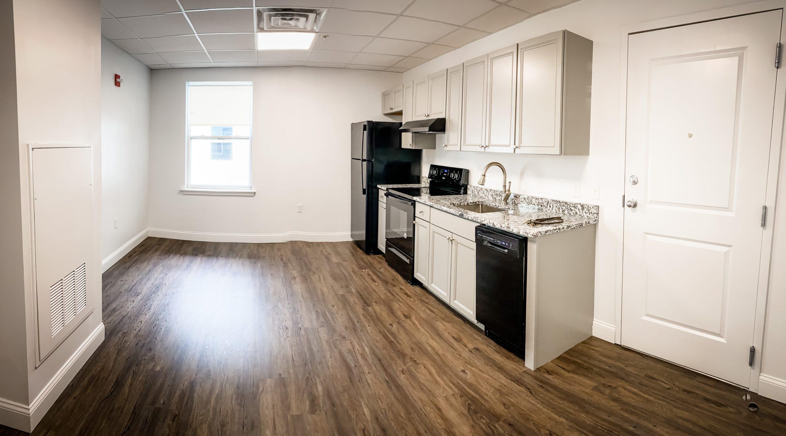 The Linden – Apartment 426  **Brand New Modern Studio! W/D & DW!**