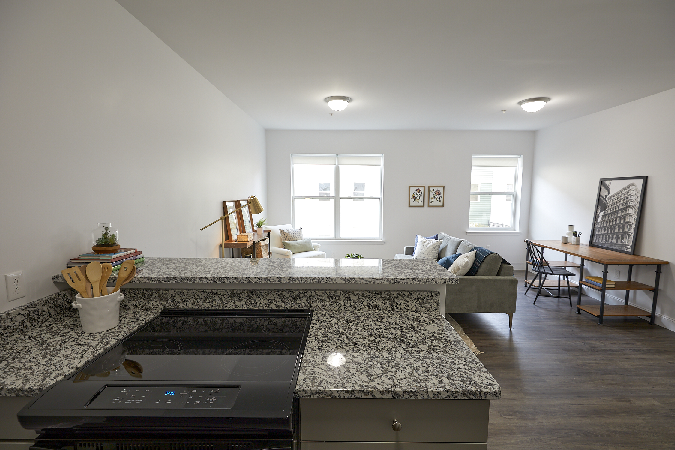 132 Marginal Way – The Linden – Apartment 319 **Large 1 Bedroom with Beautiful City Views!**