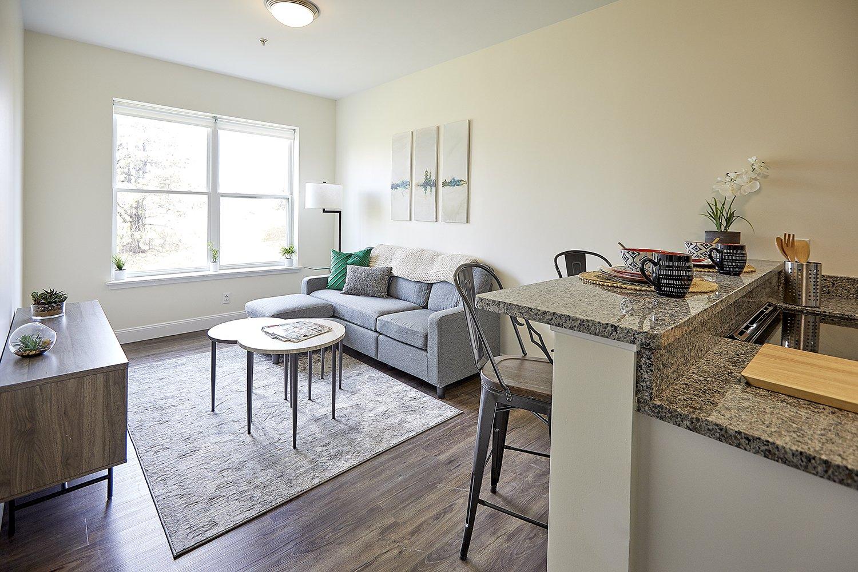 132 Marginal Way – The Linden – Apartment 138 **Workforce Housing Unit**
